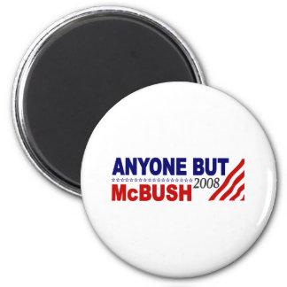 Anyone But Mcbush Magnets