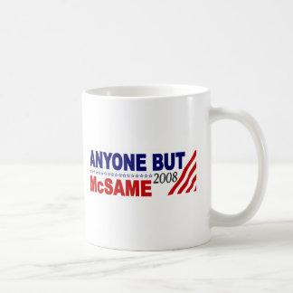 Anyone But Mcsame Coffee Mug