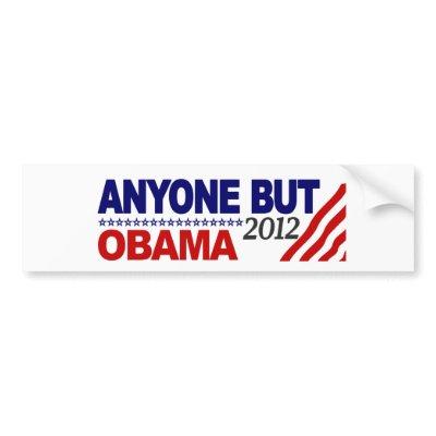 anyone but obama