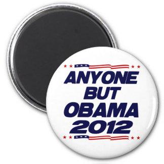 Anyone But Obama 2012 Refrigerator Magnets