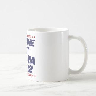Anyone But Obama 2012 Mug