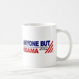 Anyone But Obama 2012 Mugs