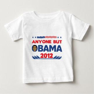 ANYONE BUT OBAMA 2012 T SHIRT