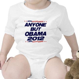 Anyone But Obama 2012 Tshirts