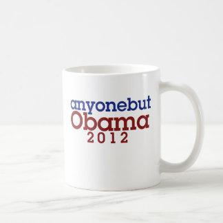 Anyone but Obama antiobama humor Coffee Mug