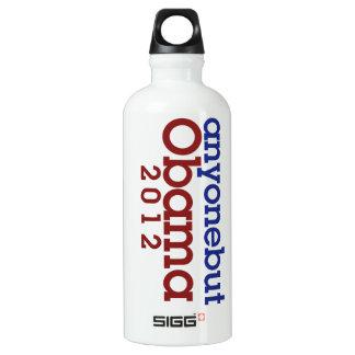 Anyone but Obama antiobama humor Water Bottle