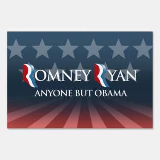 ANYONE BUT OBAMA -.png Yard Sign