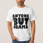 Anyone But Obama T-Shirt