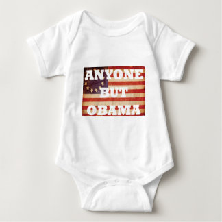 Anyone But Obama Tee Shirt