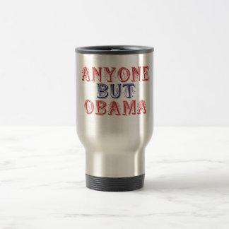 Anyone but Obama Travel Mug