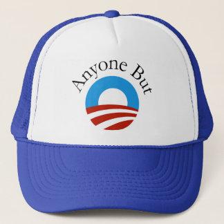 Anyone But Obama w/Logo Trucker Hat