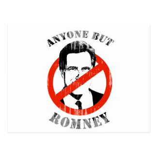 Anyone but Romney.png Postcard