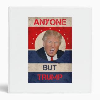 Anyone But Trump Binder
