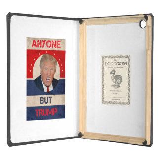 Anyone But Trump iPad Air Cases
