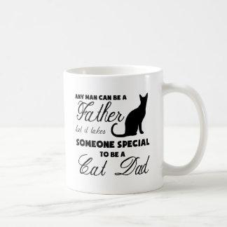 Anyone Can Be A Father Coffee Mug