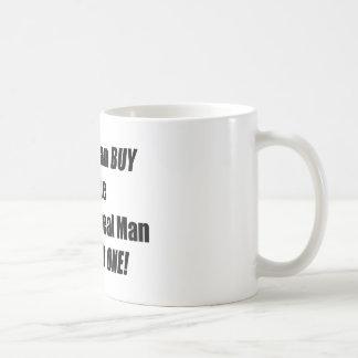 Anyone Can Buy A Bike It Takes A Real Womann To Bu Coffee Mug