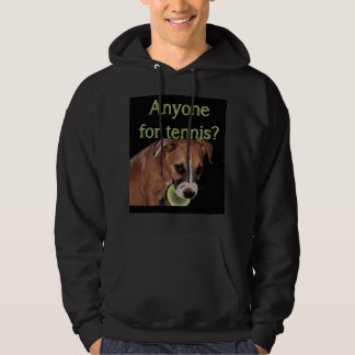 Anyone for Tennis? Hoodie