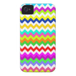 Anything But Gray Chevron iPhone 4 Cover