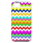 Anything But Gray Chevron iPhone 5 Case