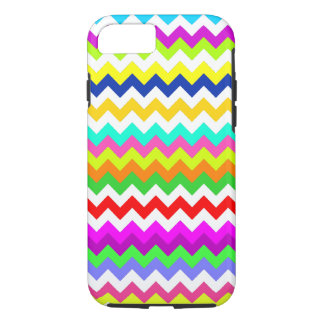 Anything But Gray Chevron iPhone 8/7 Case