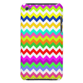 Anything But Gray Chevron iPod Touch Case