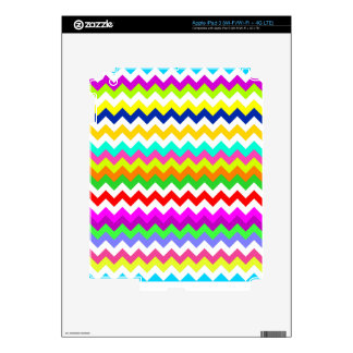 Anything But Gray Chevron iPad 3 Decals