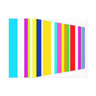 Anything But Gray In Perspective Canvas Print