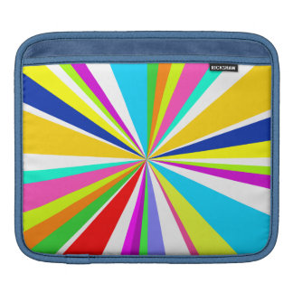 Anything But Gray With A Twist iPad Sleeve