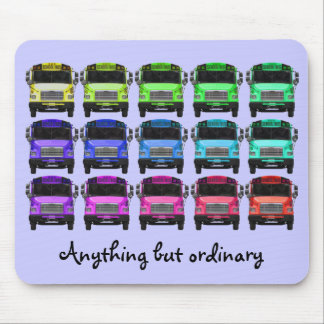 Anything but ordinary (Purple) Mousepad