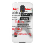 ANYTHING ELSE IS FIGURE SKATING CASE FOR GALAXY S5