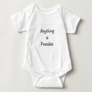 Anything is Possible Baby Bodysuit