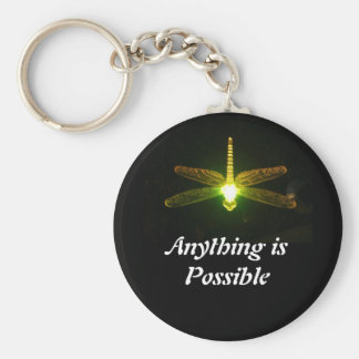 Anything is Possible Keychain