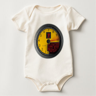 Anything Less Than Your Best Baby Bodysuit