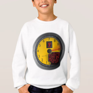 Anything Less Than Your Best Sweatshirt