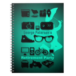 Anything you like 1 Retirement Party Guest Book