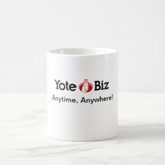 """Anytime, Anywhere!"" Mug"