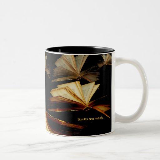 Anywhere you want to go... Two-Tone coffee mug