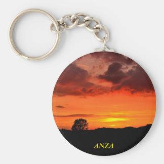 Anza, Ca Keychain