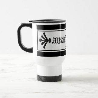 Anza DaysTravel Mug