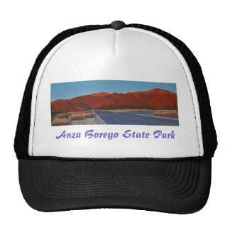 AnzaBorego Hats