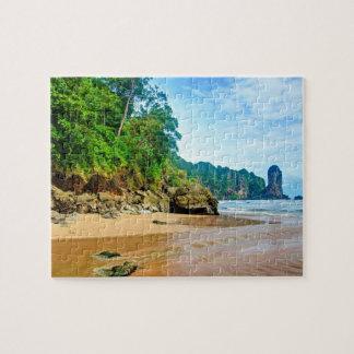 Ao Nang Beach Krabi, Thailand Jigsaw Puzzle