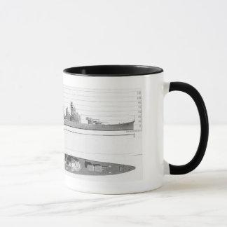 Aoba Class Cruiser Mug