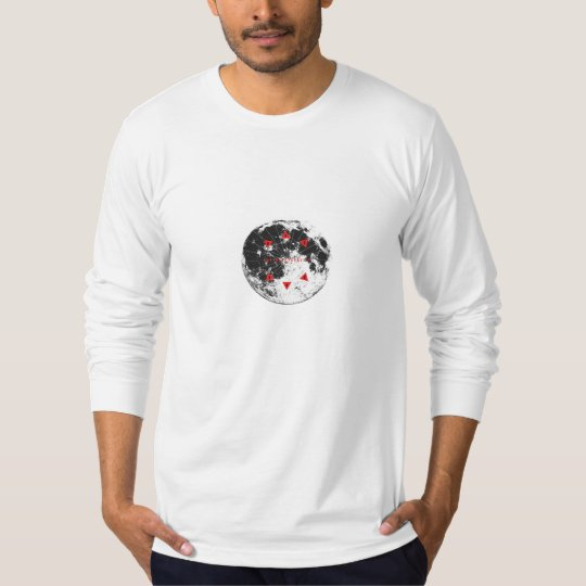 AoG Moon Long Sleeve T-Shirt