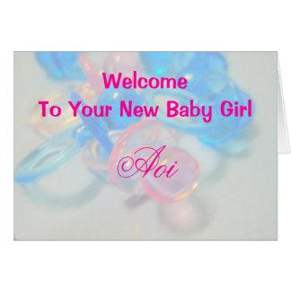 Aoi Card