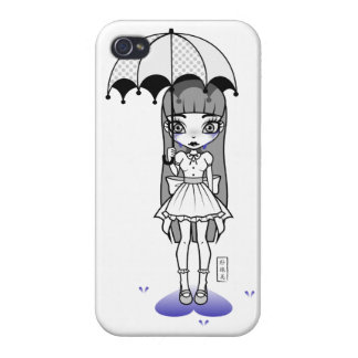 Aoi iPhone 4 Cárcasa