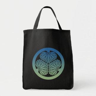 Aoi gradation 1 tote bag