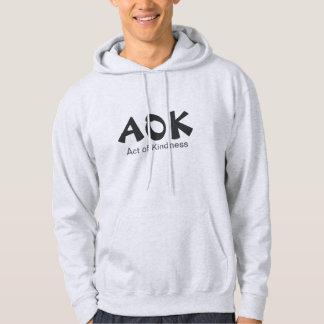 AOK White Hoodie