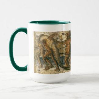 Aoki complexity, happiness (1904) of sea mug