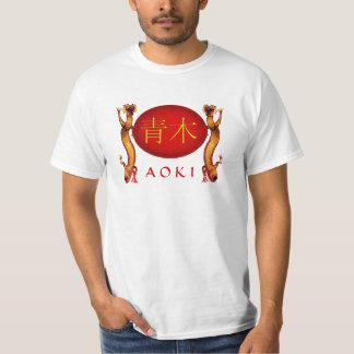 Aoki Monogram Dragon T-Shirt