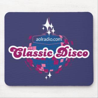 AOL Radio Classic Disco Mouse Pad